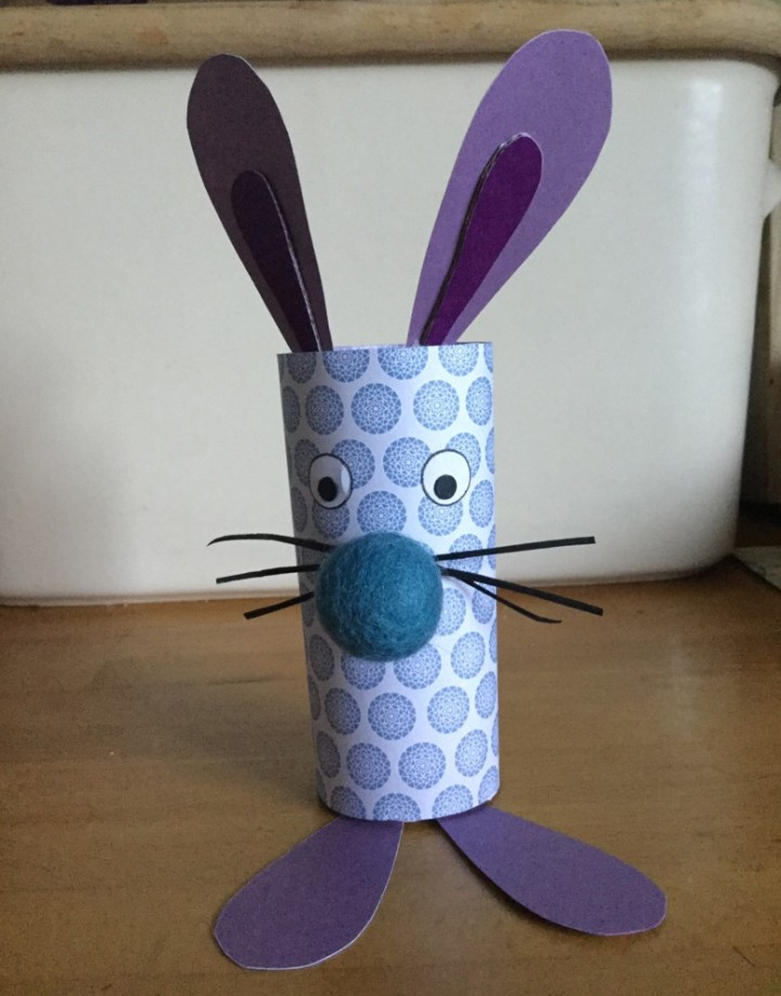 TR bunny