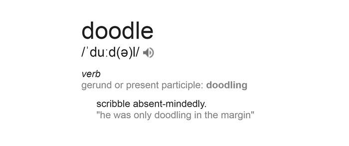doodle definition