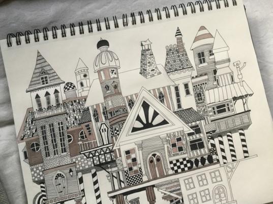 house doodles2