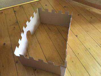 Castle wall 6