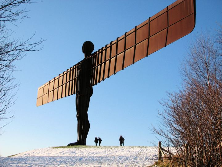 The_Snow_Angel_Of_the_North