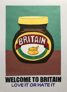 Great British Postcard