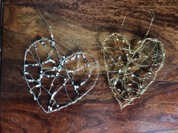 two wire hearts