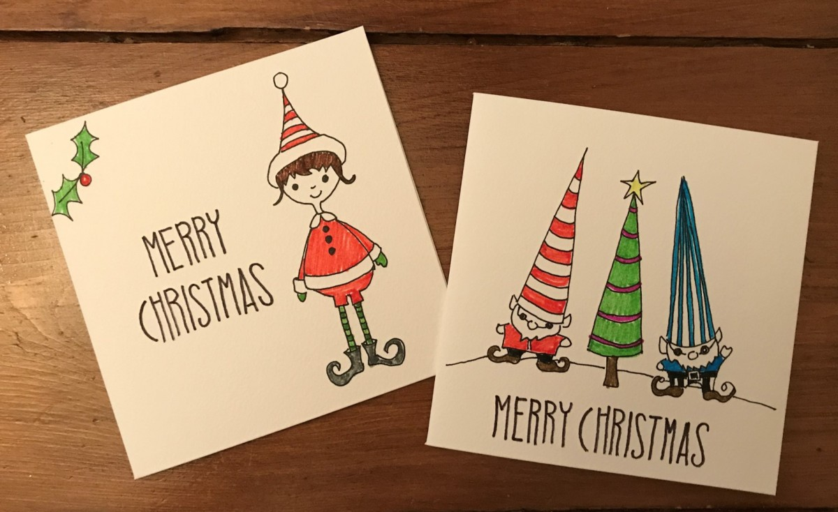 Even More Christmas Card Ideas