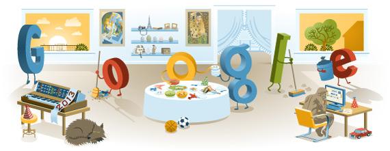 google doodles7