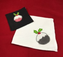 pudding napkin