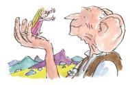 Dahl illustrations