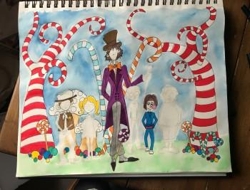 sketch in progress1