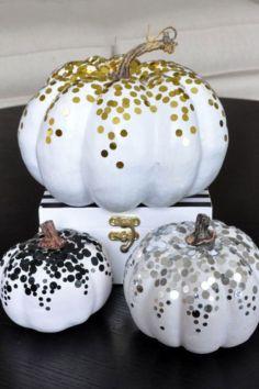 Confetii pumpkins