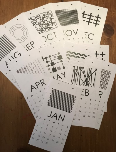 Cut out templates