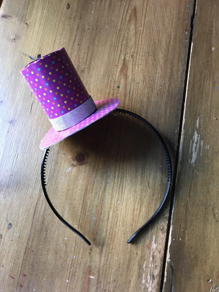 mini hat complete
