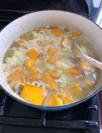 Pumpkin Soup Recipe 5