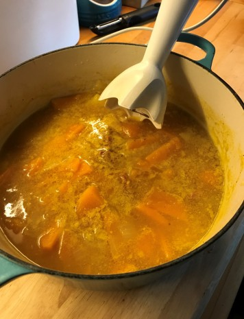 Pumpkin Soup Recipe 6