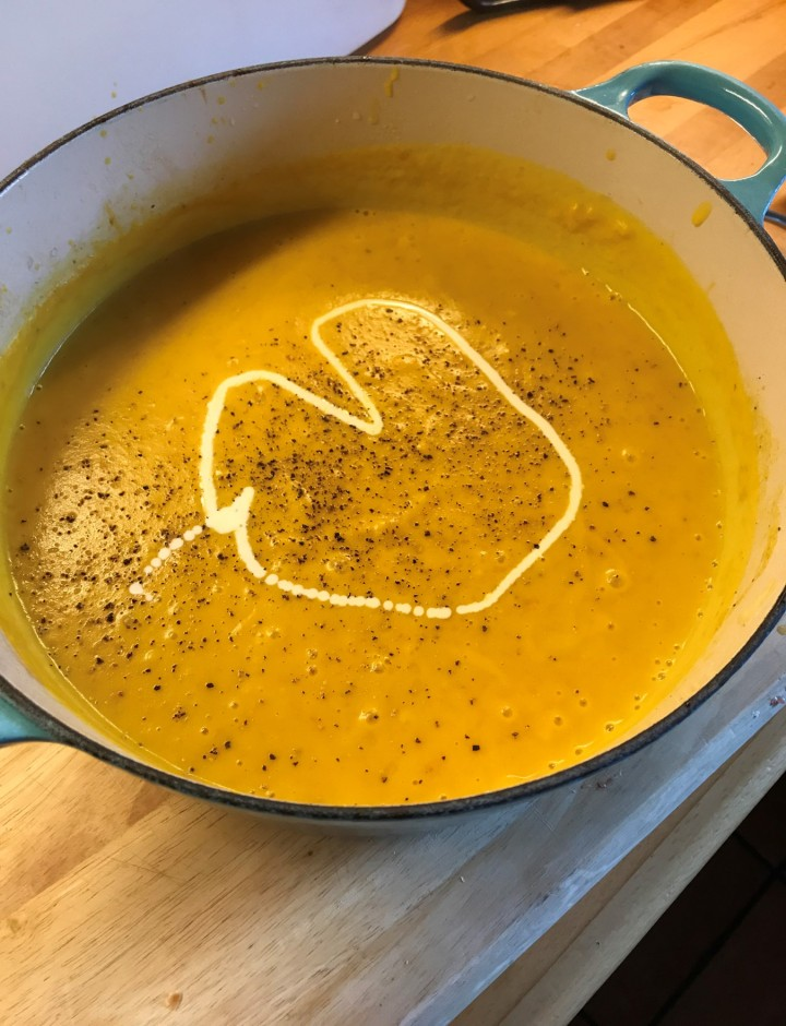 Pumpkin Soup Recipe 7