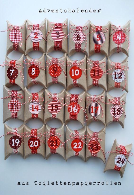 Cheap advent calendar
