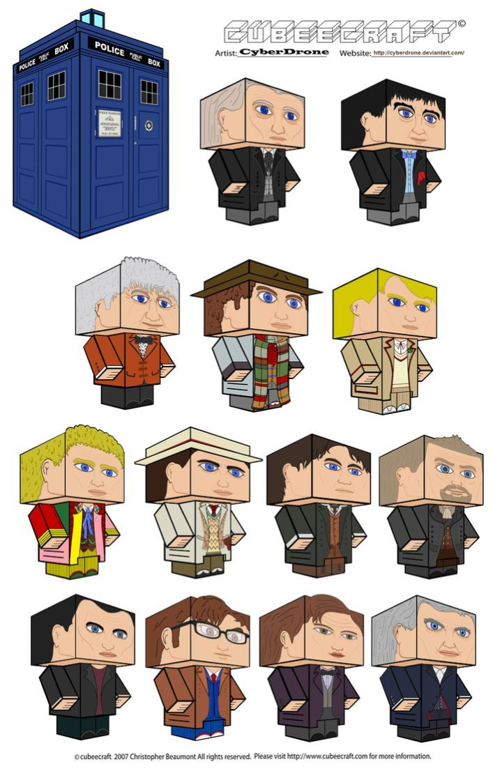 Dr Who sheet