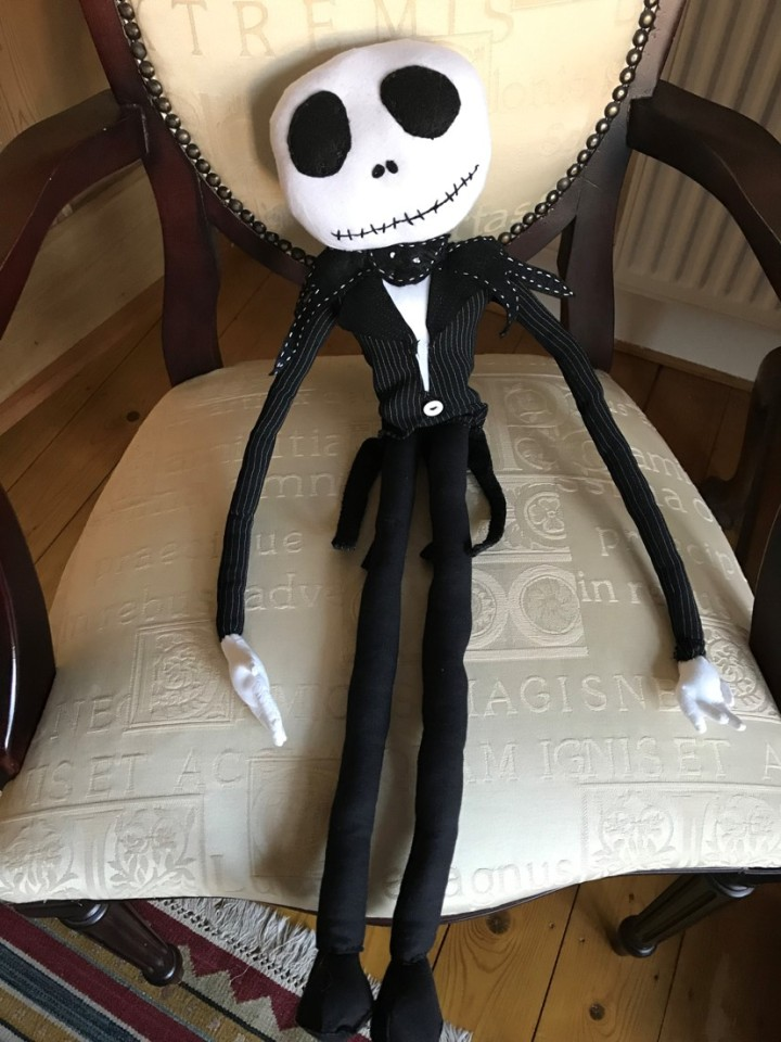 Jack Skeleton 2