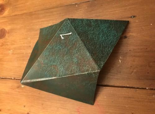 tree templates folded