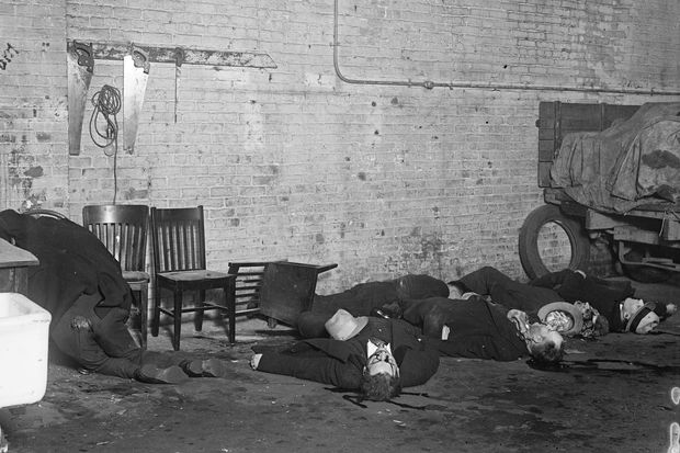 St. Valentine's Day Massacre victims