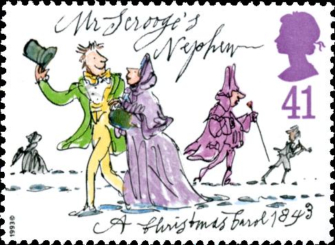Xmas stamp