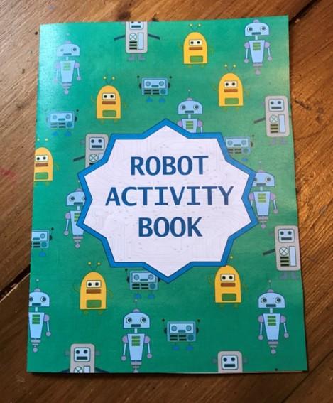 activity book 1