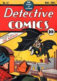 Detective 27 Comic Cover
