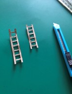 cut out ladders