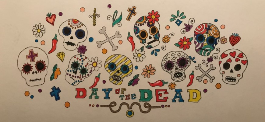 Día de Muertos: Day of the Dead
