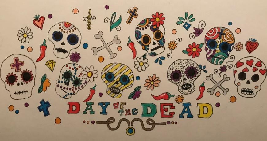 Día de Muertos: Day of the Dead