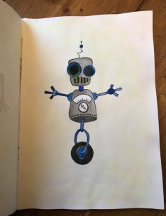 doodle 9