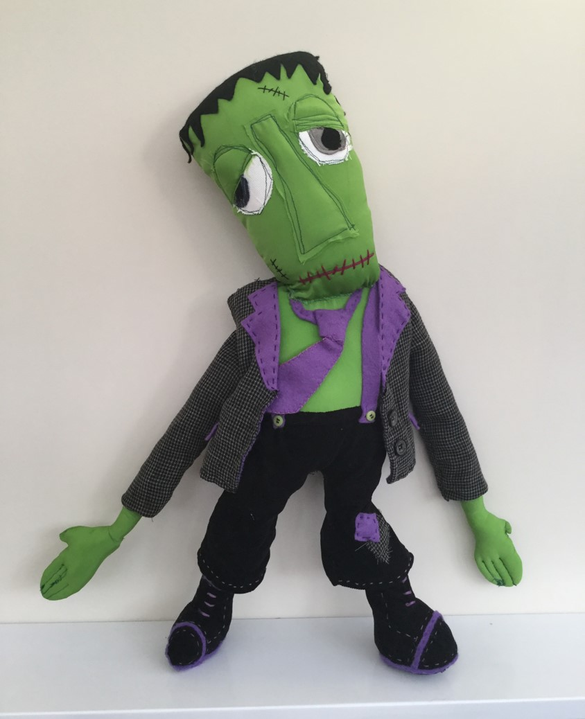 How to make your own Frankenstein Doll