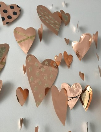 hearts close up 2
