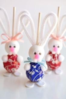 lollypop bunnies