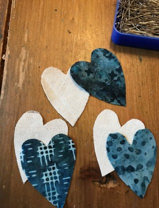 material hearts
