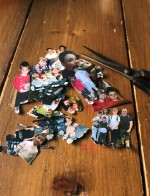 photo cut outs
