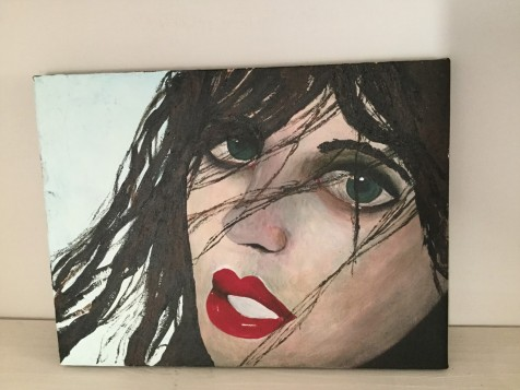 Copied Painting