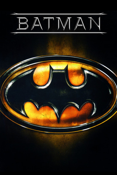 1989 Batman Poster