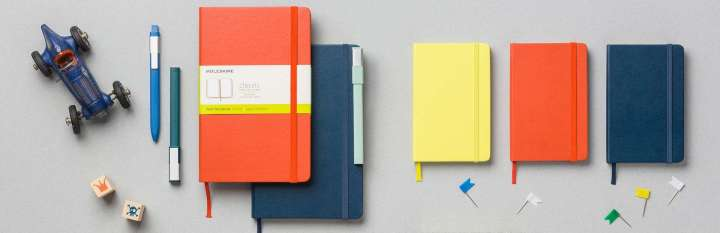 Moleskin-notebooks