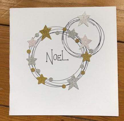 Noel garland card 3