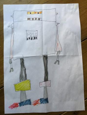 robot drawings2