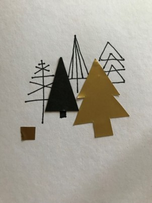 Trees card 2
