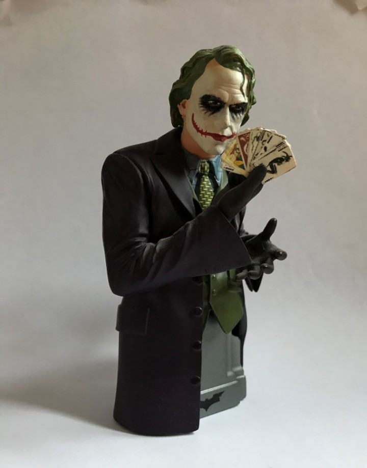 Heath Ledger 6 inch model