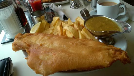 Biggest Fish and Chips