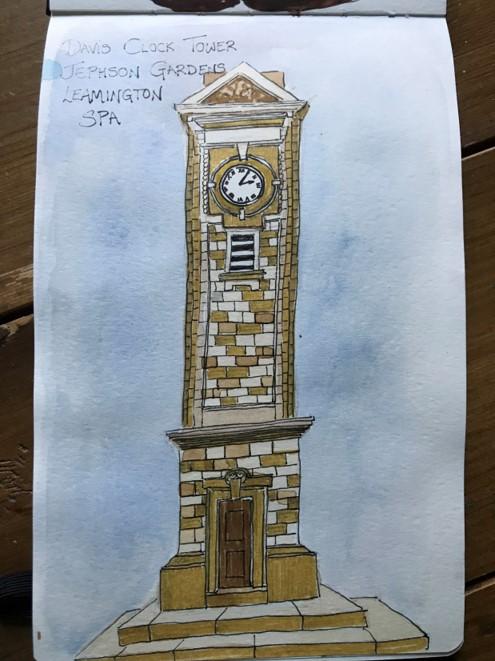 David Clock Tower