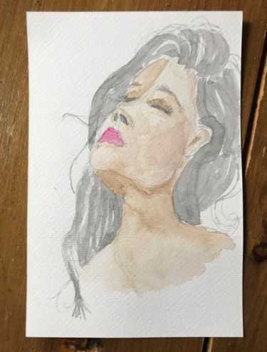 watercolour portrait 4