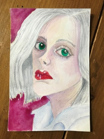 watercolour portrait 6