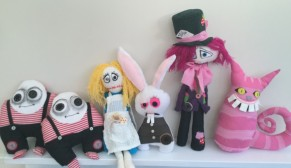 Alice Characters Group