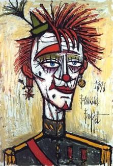 Buffet clown