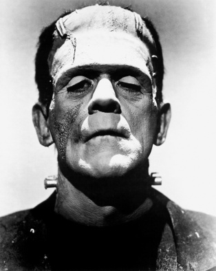 Boris Karloff in James Whale's 1931 Frankenstein