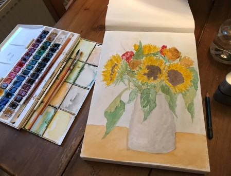 sunflowers 2